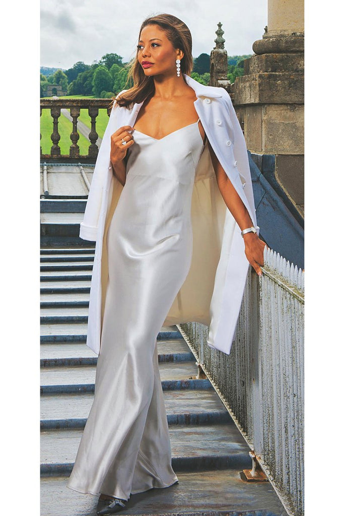 Viscountess Weymouth in Galvan at Longleat Estate