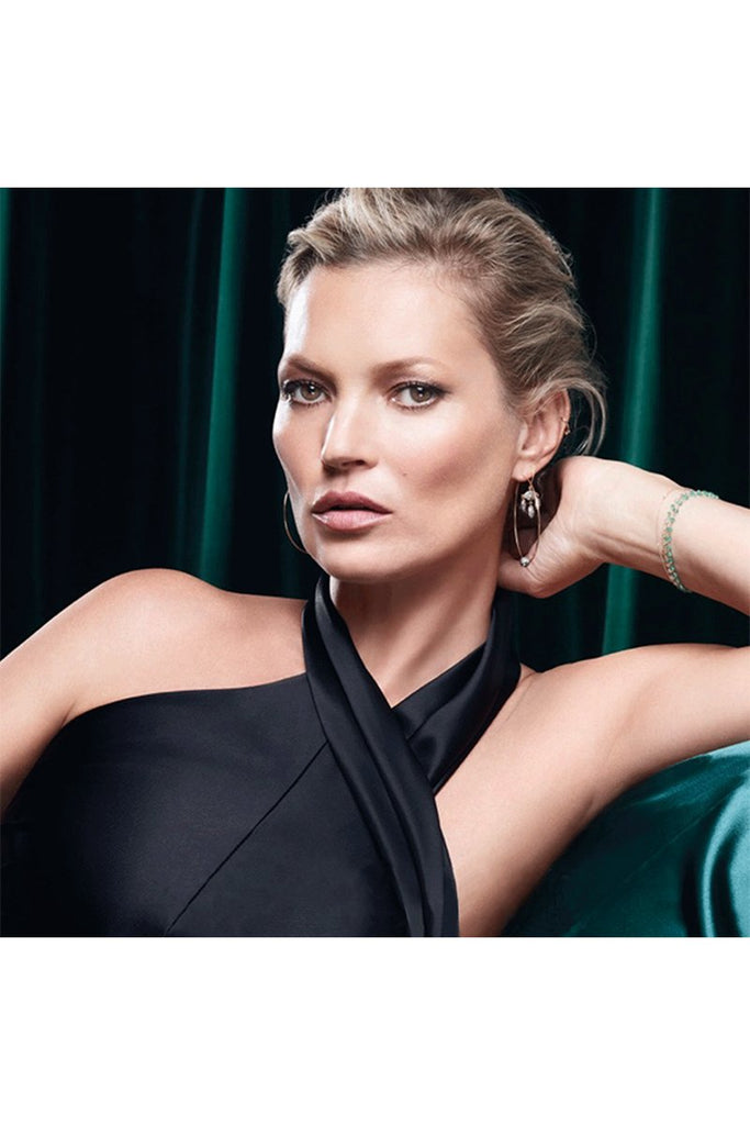 Kate Moss wears Galvan