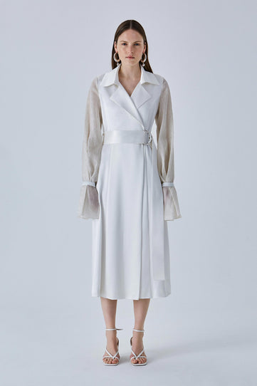 Tuileries Bridal Trench Coat