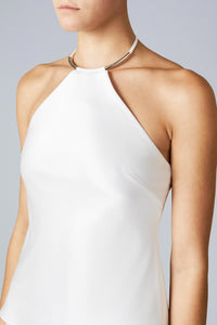 Bari Satin Bridal Top