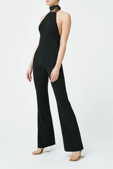 Calypso Jumpsuit - Black