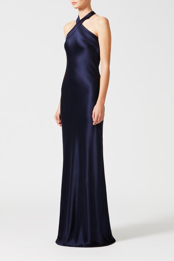 Eve Dress - Midnight