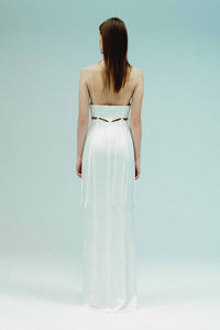 Ellipse Bridal Dress