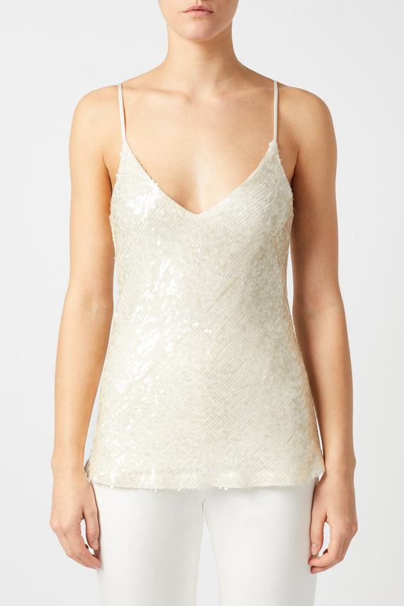 Moonlight Camisole - Ivory