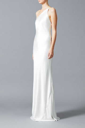 Portofino Silk Bridal Dress