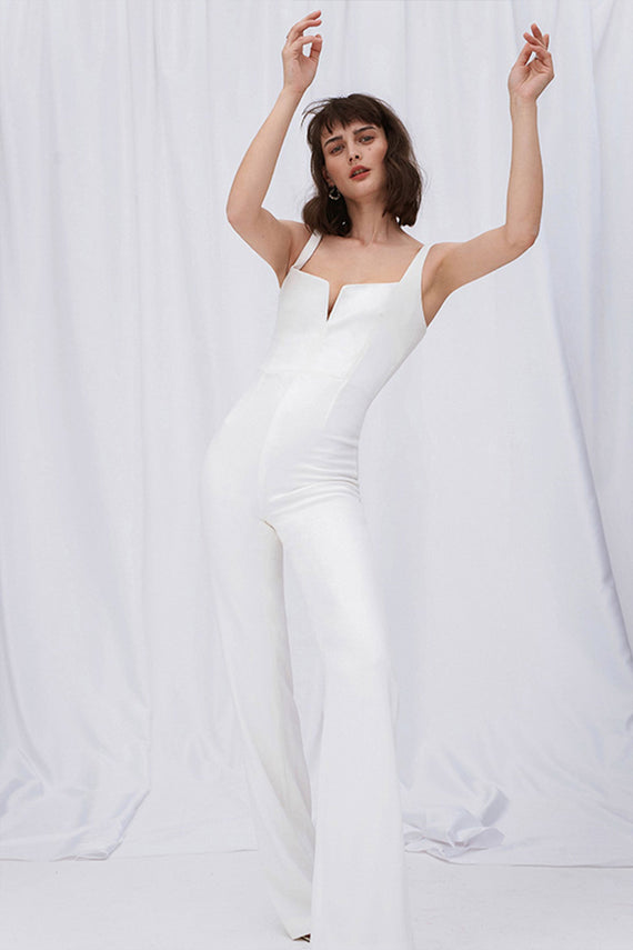 Signature Corset Bridal Jumpsuit