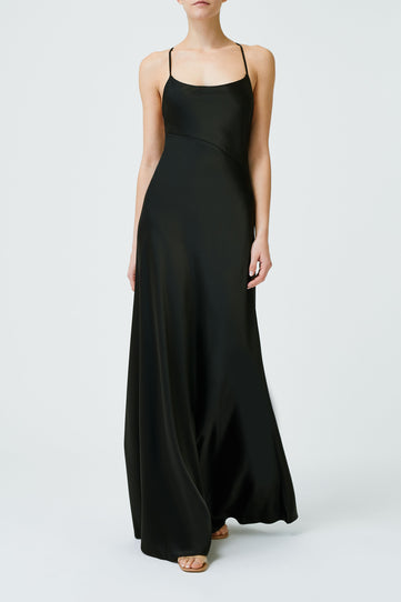Serena Dress - Black