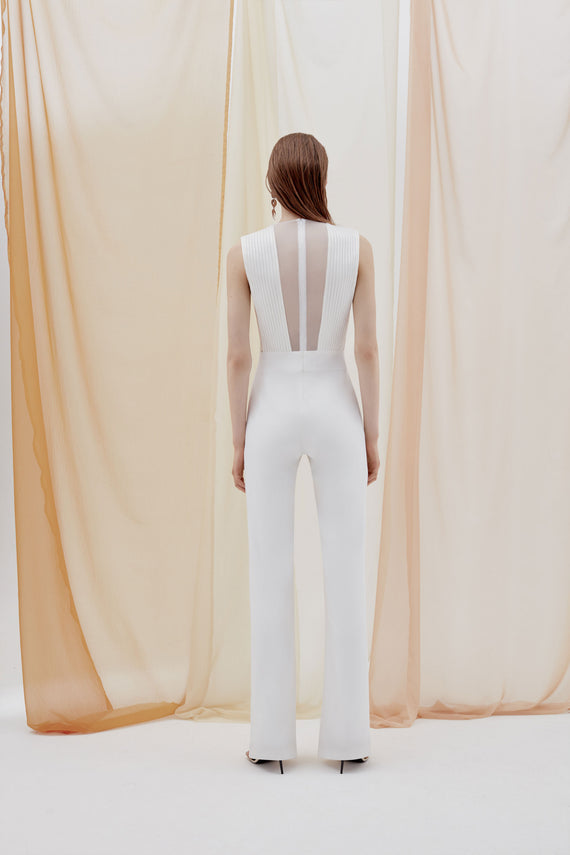 Soho Bridal Jumpsuit