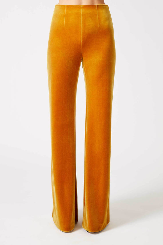 Winter Sun Trousers - Mustard