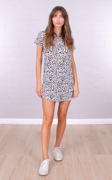 Brooklyn T-Shirt Dress
