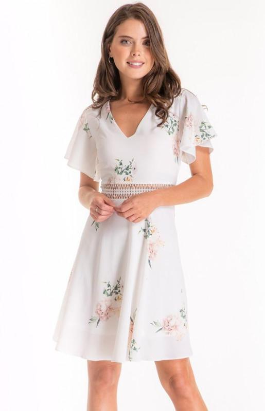 Becca Floral Dress