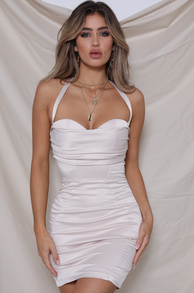 Baker Bustier Dress