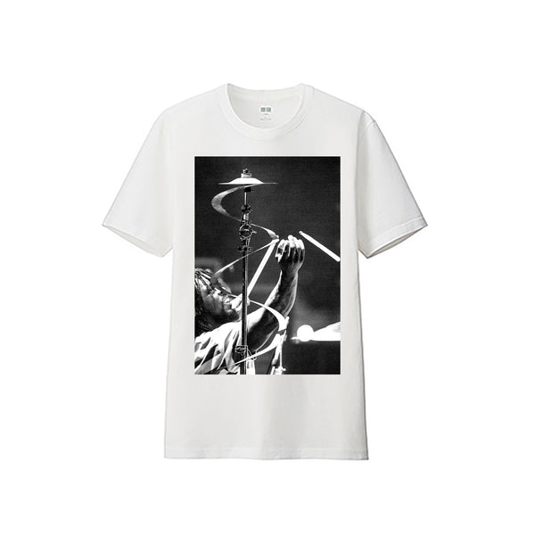 CAUGHT ON TAPE TEE