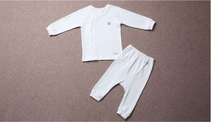 Organic RABBIT Terry 2 Piece set