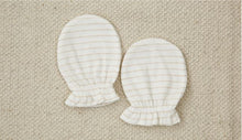 Load image into Gallery viewer, Organic BLANC Mittens