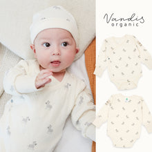 Load image into Gallery viewer, Organic LUI Newborn Bodysuit