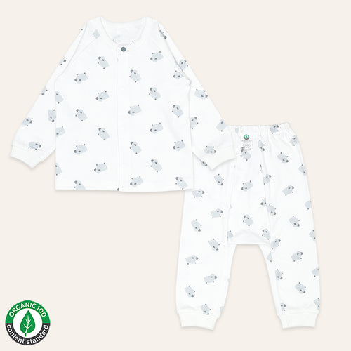 Organic BABA 2 Piece Set