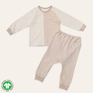 Organic BENI 2 piece set