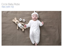 Load image into Gallery viewer, Organic CIRCLE Newborn Gown