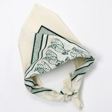 Load image into Gallery viewer, Ocelot Print Bandana - Handmade