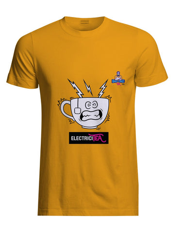 ELECTRICITEA-shirt