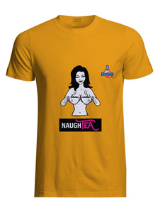 NAUGHTEA-shirt