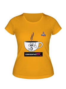 CONFIDENTIALITEA-shirt
