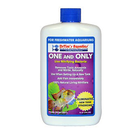 Dr. Tim's One & Only Live Nitrifying Bacteria (Freshwater) - Aquatica Aquarium Gallery Fish Store Cleveland Ohio