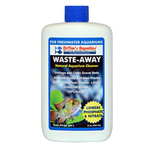 Dr. Tim's Waste-Away Sludge Busting Bacteria (Freshwater) - Aquatica Aquarium Gallery Fish Store Cleveland Ohio