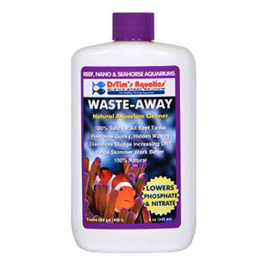 Dr. Tim's Waste-Away Sludge Busting Bacteria (Reef) - Aquatica Aquarium Gallery Fish Store Cleveland Ohio