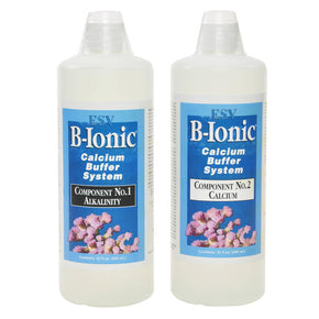 ESV B-Ionic Calcium Buffer System (2 part) - Aquatica Aquarium Gallery Fish Store Cleveland Ohio