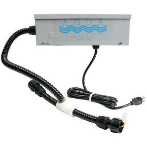 AquaUV 80W RAW Transformer - Aquatica Aquarium Gallery Fish Store Cleveland Ohio
