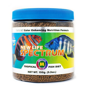 Medium Fish Formula (Original) - Aquatica Aquarium Gallery Fish Store Cleveland Ohio