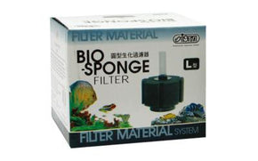 Ista Bio Sponge Filter - Aquatica Aquarium Gallery Fish Store Cleveland Ohio