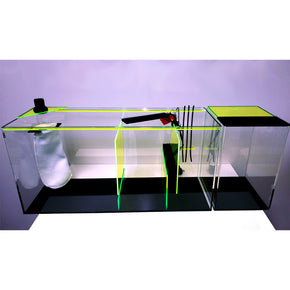 Custom Neon Reef Sump and ATO Reservoir Kit - Aquatica Aquarium Gallery Fish Store Cleveland Ohio