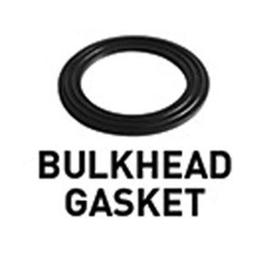 Lifegard Bulkhead Replacement Gasket - Aquatica Aquarium Gallery Fish Store Cleveland Ohio