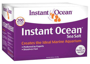 Instant Ocean Sea Salt - Aquatica Aquarium Gallery Fish Store Cleveland Ohio