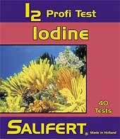 Salifert Iodine Test Kit (Reef) - Aquatica Aquarium Gallery Fish Store Cleveland Ohio