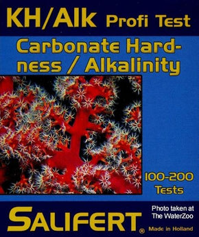 Salifert Alkalinity Test Kit (Reef) - Aquatica Aquarium Gallery Fish Store Cleveland Ohio