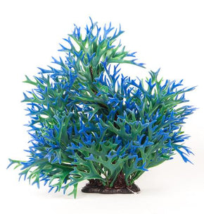Aquatop Multi-Color Green/Blue Staghorn Plant Decor