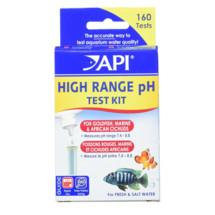 API High Range pH Test Kit - Aquatica Aquarium Gallery Fish Store Cleveland Ohio