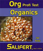 Salifert Organics Test Kit (Reef) - Aquatica Aquarium Gallery Fish Store Cleveland Ohio