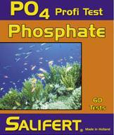 Salifert Phosphate Test Kit (Reef) - Aquatica Aquarium Gallery Fish Store Cleveland Ohio