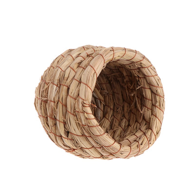 Straw Weaved Jar Shape Bird Sleeping Nest