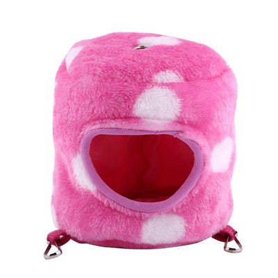 Plush Small Pet Bedding House