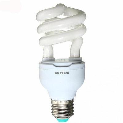 UVB 13W Reptile Heating Light Bulb UV Lamp - Pets.al