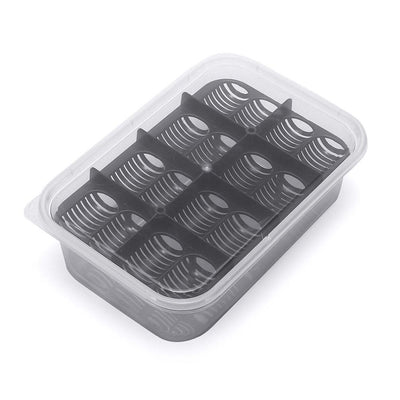 Reptile Egg Incubator Case Box 16 Slot