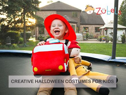 Creative Halloween Costumes for Kids 2020 with Zubels!