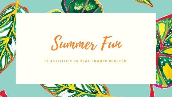 Easy Summer Fun | Petit Ami & Zubels    All Baby!