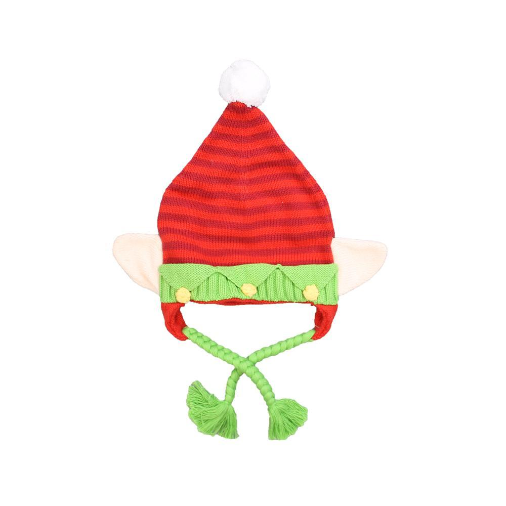 Elf Cotton Knit Hat - Petit Ami & Zubels All Baby! hat